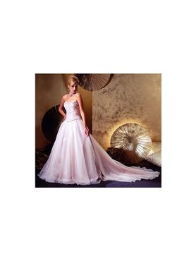 Perfect Quinceanera dress Justin alexander 8264 pink size 8
