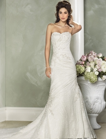 Maggie Sottero in store  Maggie Sottero 3196 size 14 Ivory