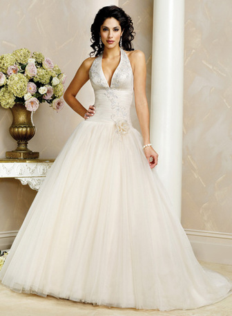 Maggie Sottero  7050 size  18 Ivory