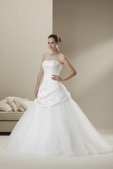 sincerity Bridal 3585 ivory/silver 8