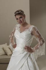 sincerity Bridal 4520 ivory size 16 In Store Stock