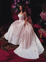 Justin alexander 8194  blush ivory sz 12 In Store Stock