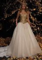 Justin Alexander 8235 ivory size 14 In Store Stock