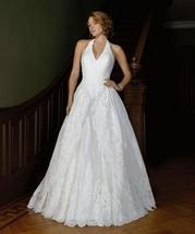 Justin Alexander 8333 ivory size 8 In Store Stock