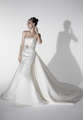 Justin Alexander 9583 ivory size 8 In Store Stock