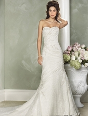 Maggie Sottero 3196 size 14 Ivory Maggie Sottero in store