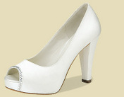 Duchesse Silk, Heel Height: 4