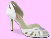 Dyeable Satin, Heel Height: 3�