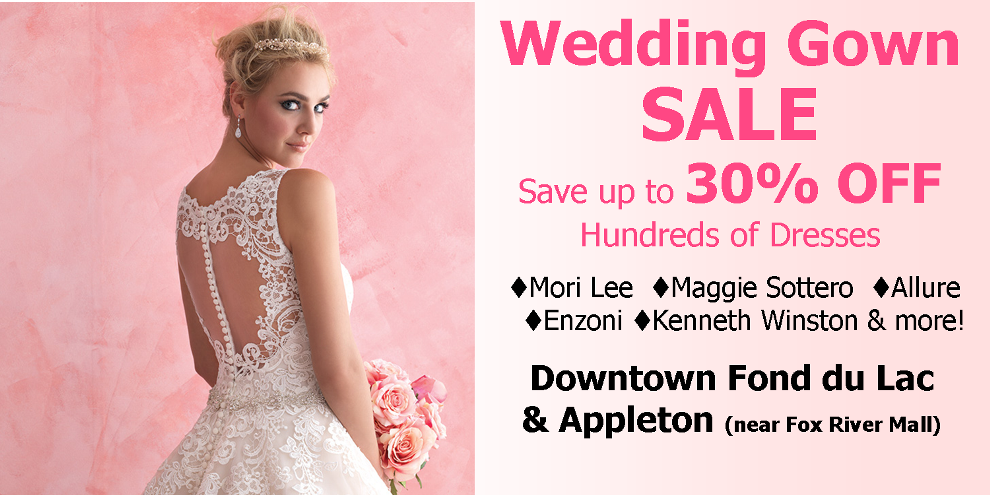 Edith&39s Bridal  Wisconsins Largest Wedding Center! Mori Lee ...