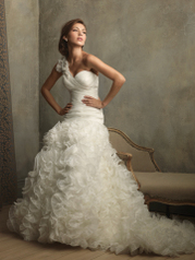 FREE SHIPPING on all Allure Couture Wedding Dresses