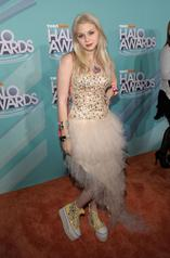 Colette Carr Jeweled Dress Teen Nick Halo Awards 2011