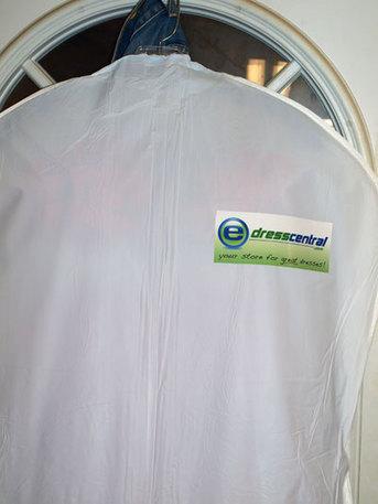EDressCentral.com Garment Bag