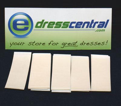 EDressCentral.com Stay-Put Tape