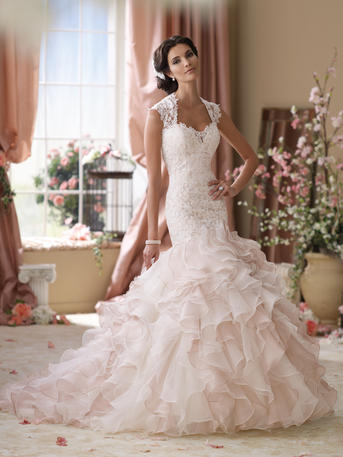 David Tutera Bridals 114276 - Crawley