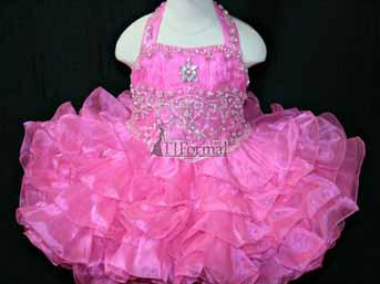 Glitz Baby Pageant Dress