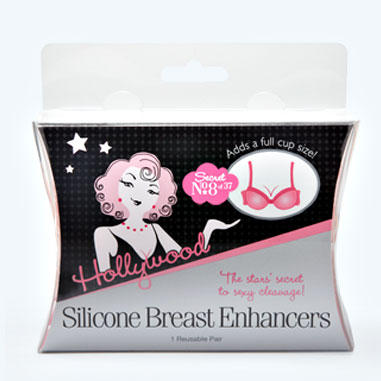 HOLEXTRA - Silicone Breast Enhancers