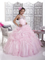 33423 Halter Ball Gown