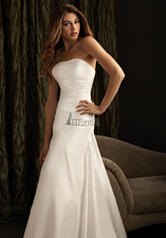 2218 Strapless A-Line