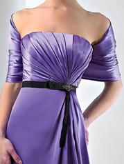 286 Charmeuse Satin Shrug