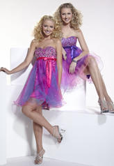 27561 Sequined Baby Doll