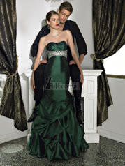 BB2048 Strapless Green