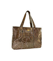 LT906 Leopard Travel Tote