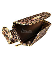 Leopard Sunglass Case