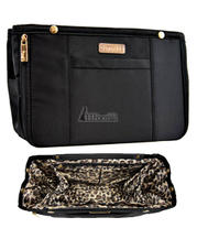 OI550 Black Purse Organizer