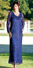 Mothers Lace Gown