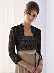 BY21053LBJ Lace Bolero