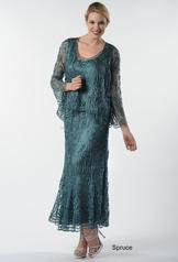 C1079 Crocheted Lace Long