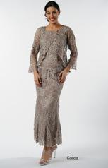 D1104 Lace Suit