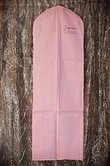 Pink Breathable Garment Bag
