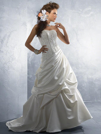 Alfred Angelo Wedding Gown 2170