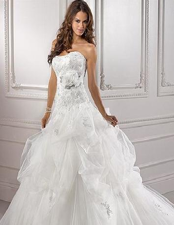 Maggie Sottero Wedding Gown Celine A3595FB