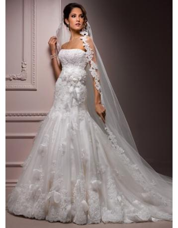 Maggie Sottero Wedding Gown Raeleigh A3519HC