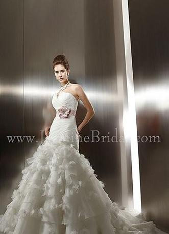 Jasmine Bridal T482R Wedding Gown