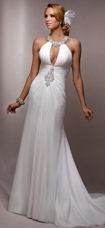 Maggie Sottero Gown Electra R1141