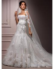 Maggie Sottero Wedding Gown Raeleigh A3519HC