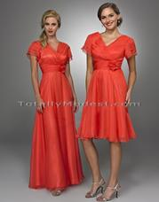 Francesca-long MODEST FORMALS/MAIDS