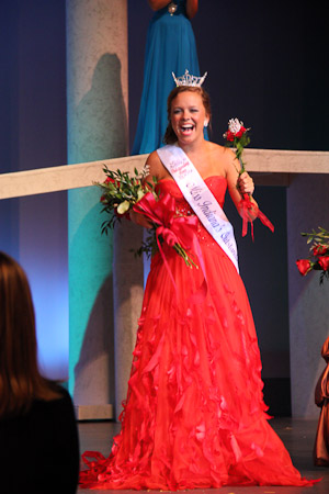 Miss Indiana's Outstanding Teen 2009