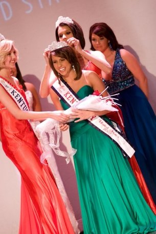 Ashley Coomer Miss Teen Kentucky United States 2009