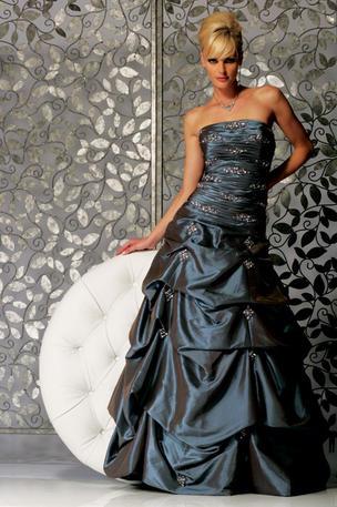 long Jovani evening gown